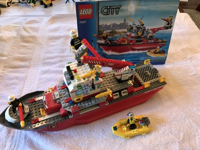 Legos For Sale All Are Put Together And Include Instruction Manuals