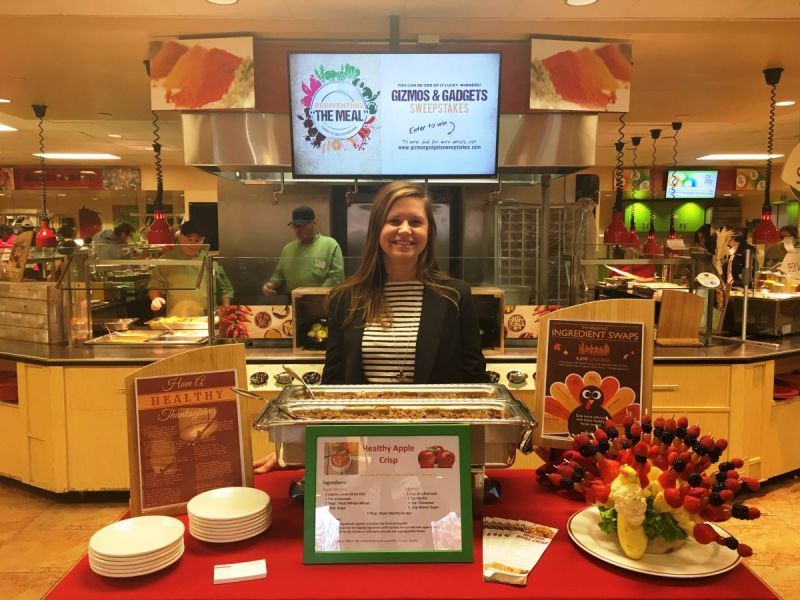 Fairfield University Dining Services Welcomes New Dietitian