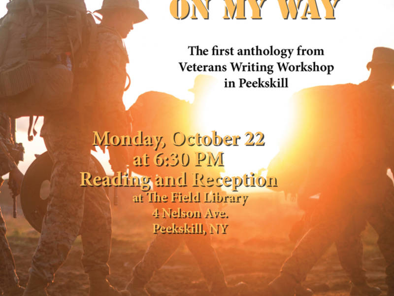 Peekskill Veterans To Read Their Own Stories From