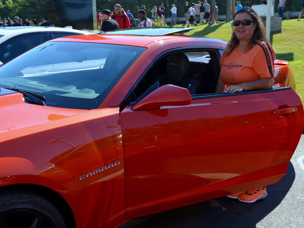 Herb Chambers Chevrolet >> Easton residents showcase classic cars at Herb Chambers ...