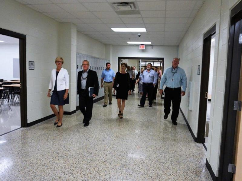 New School To Welcome More Than 1,450 Students | Canton ...