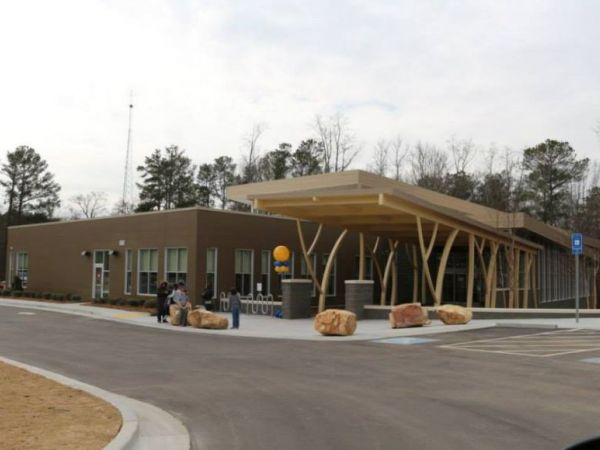 East Roswell Library Obtains Leed Gold Certification