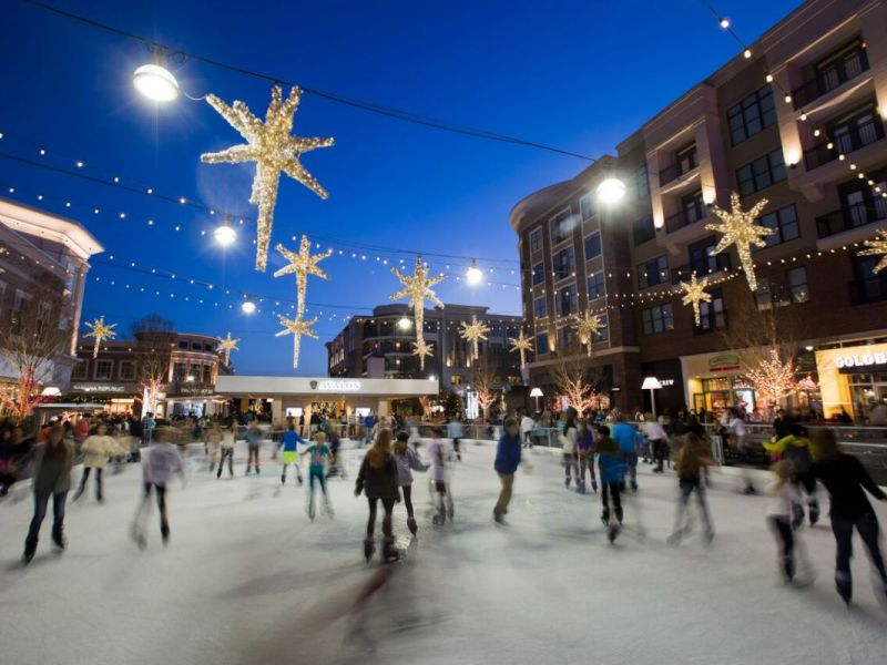 Avalon Alpharetta Ga >> Lighting Of Avalon Features Ice Skating, Santa Claus   Alpharetta, GA Patch