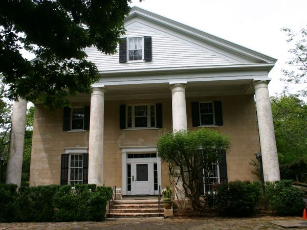Mimosa Hall Named To Places In Peril List Roswell Ga