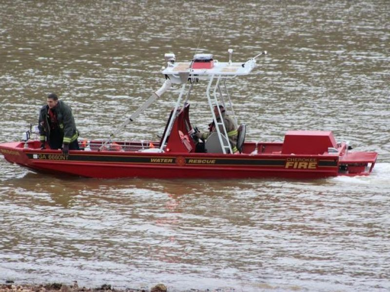 Ga Department Of Natural Resources Boat