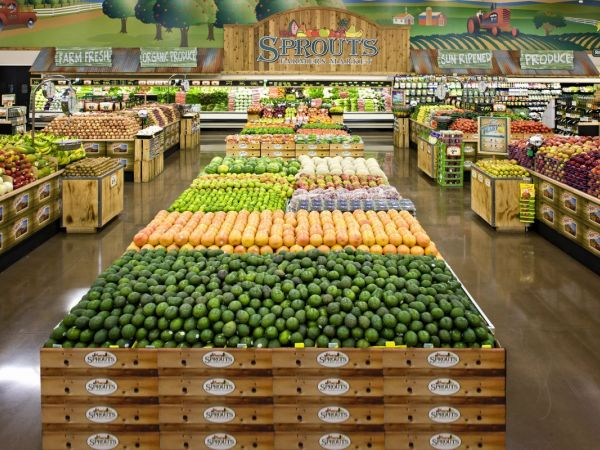 Sprouts Farmers Market (NASDAQ:SFM)- Stocks Rallying on Investment Valuation