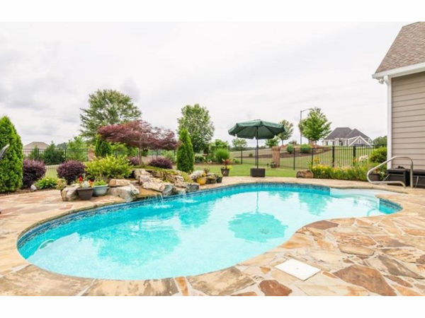 chill out 5 canton homes with swimming pools canton ga patch