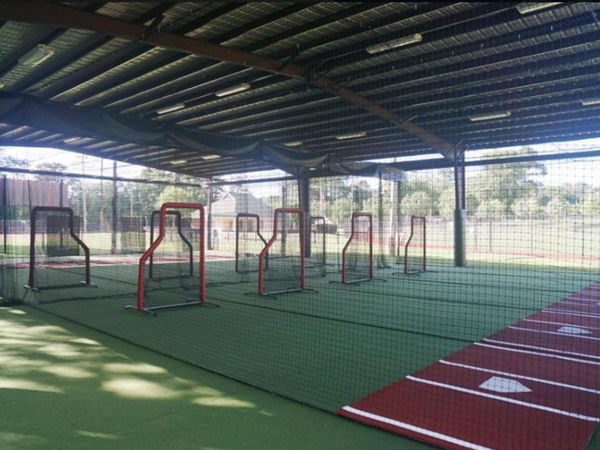 New Baseball Covered Pavilion Installed At Wills Park