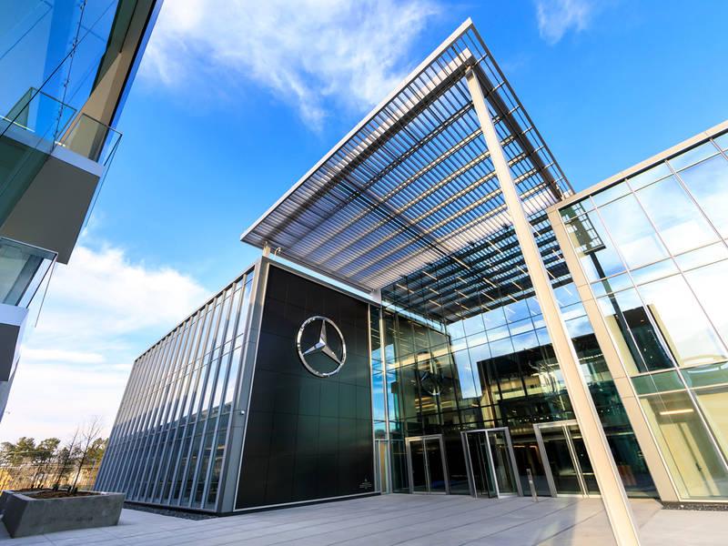 Sindelfingen MercedesBenz Plant  Daimler gt Careers