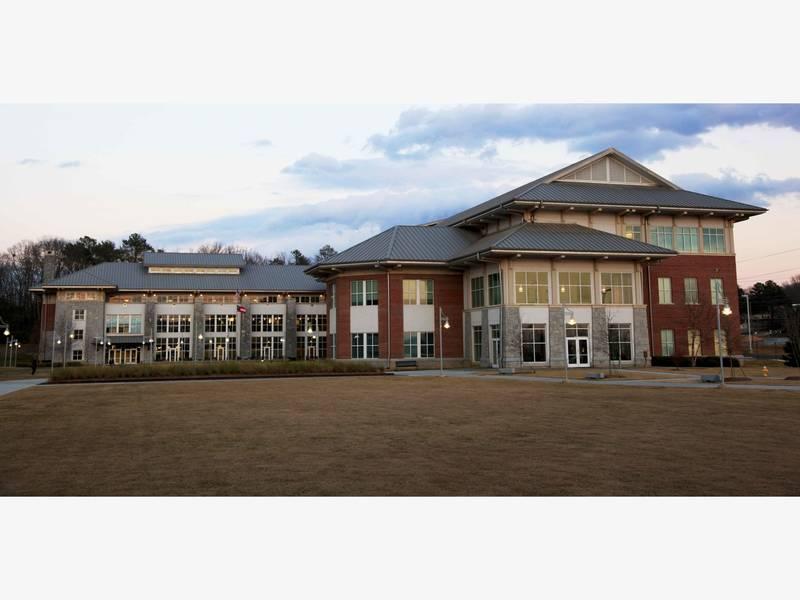 architecture schools in georgia