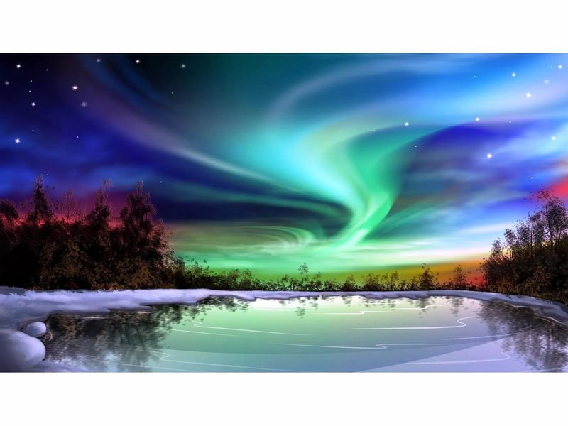 Alaska, Northern Lights
