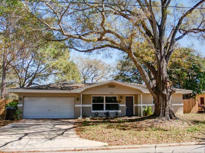 Newly Remodeled 4 Bedroom 2 Bath Clearwater Home For Sale Clearwater Fl Patch