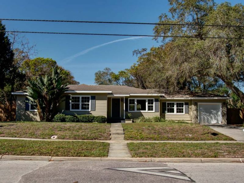 Newly Renovated 3 Bedroom 2 Bath Home In Clearwater Fl For