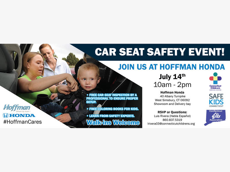 Car Seat Safety Event