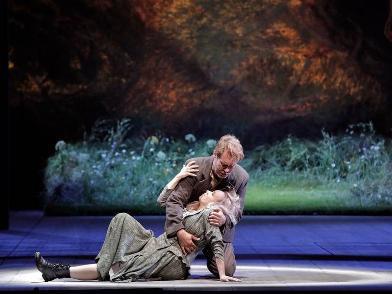 Lyric Opera presents a new production of Die Walküre | Chicago, IL ...