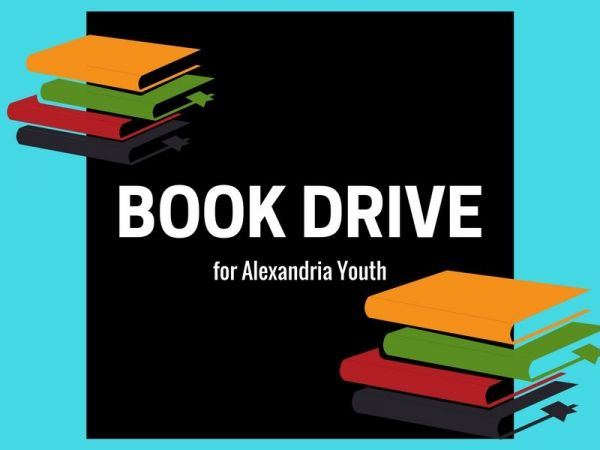 book drive for alexandria youth now through feb 17 del ray va patch. Black Bedroom Furniture Sets. Home Design Ideas