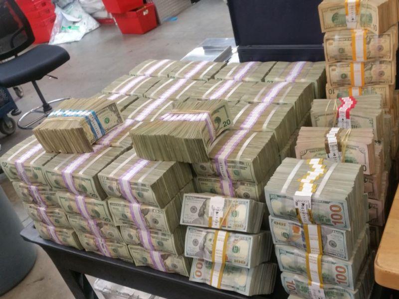 ... Border Patrol Makes U0027Largest Currency Seizure Everu0027 In San ...