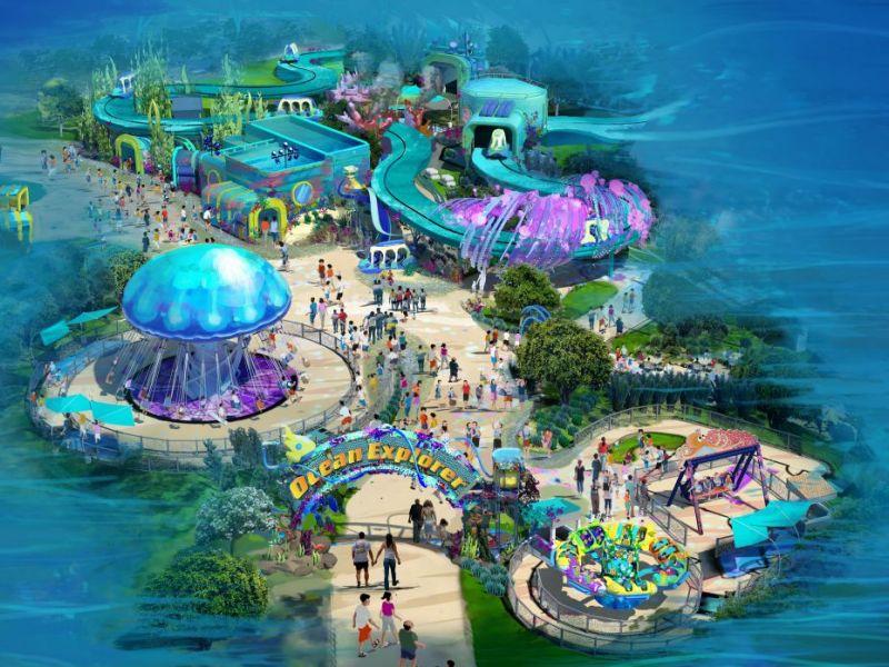 Seaworld To Break Ground On New Attraction La Jolla Ca