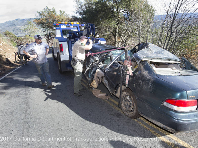 Driver Killed In Napa Co Hwy 121 Rockslide Was Solano Man Valley Ca Patch