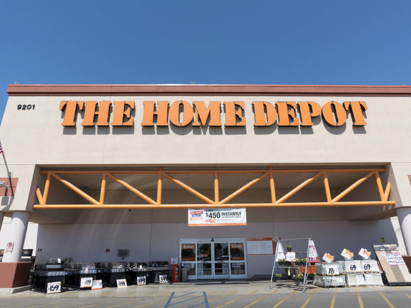 Ca Judge Orders Home Depot To Pay 27m For Illegal Dumping Davis