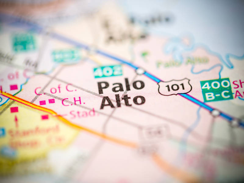 Palo Alto Zip Code Among Richest In Us Bloomberg Palo Alto Ca Patch