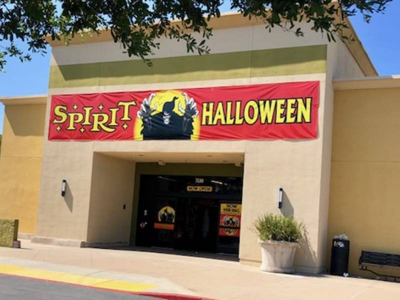 spirit halloween store to open soon in concord