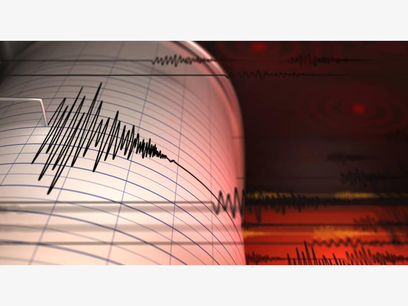Earthquake Near Yountville Jolts Napa, North Bay