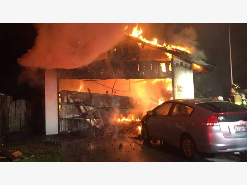separation shoes 79b87 aa904 Concord Home A  Total Loss  After Garage Fire