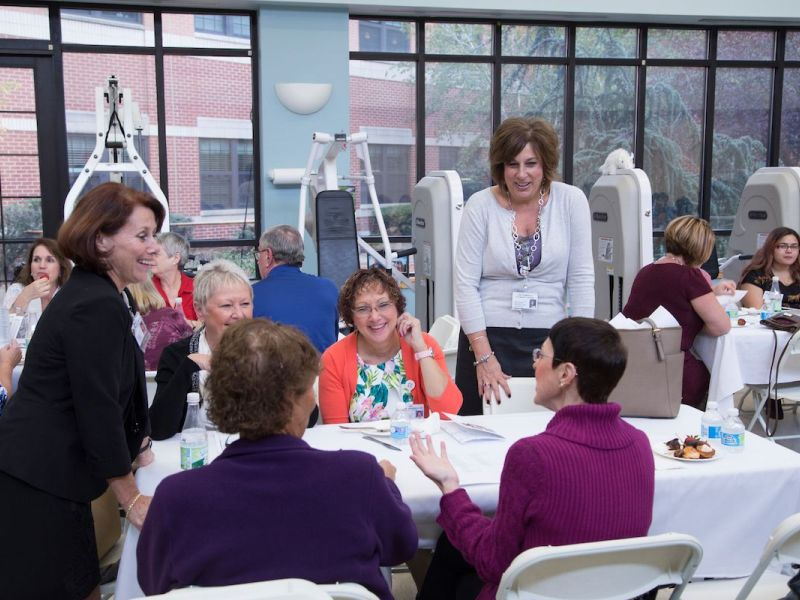 Hartford Healthcare Senior Services Honors Milestone Employees Southington Ct Patch