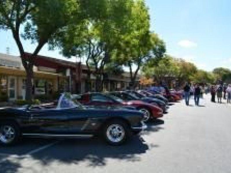 Los Altos Classic Car Show