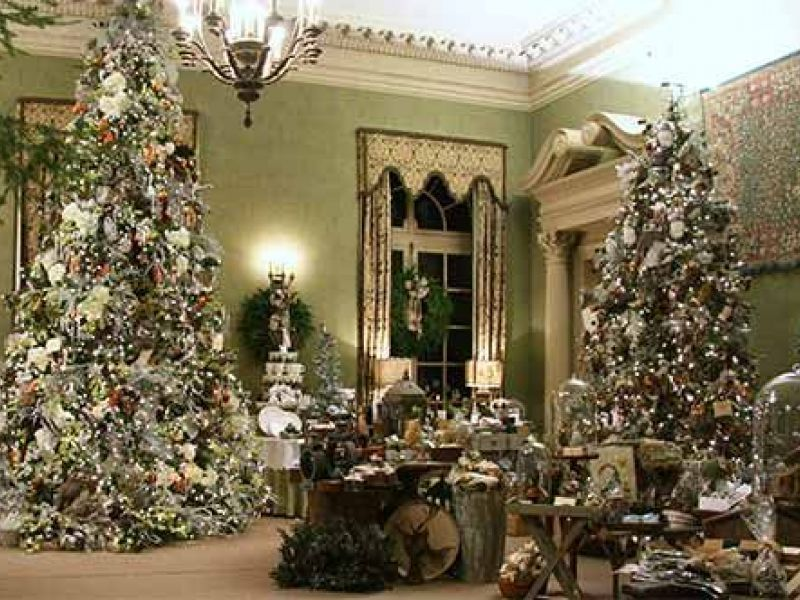 Tickets Go On Sale Soon For Filoli Estates Holiday Traditions