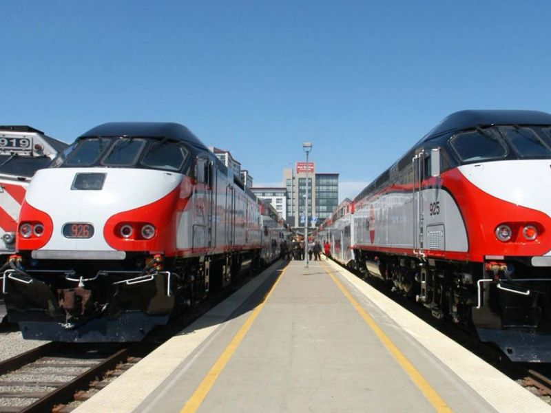 Caltrain Adjusts Thanksgiving Holiday Schedule | Mountain ...