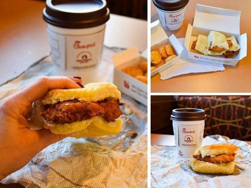 Score Free Breakfast Wednesday At Local Fil A
