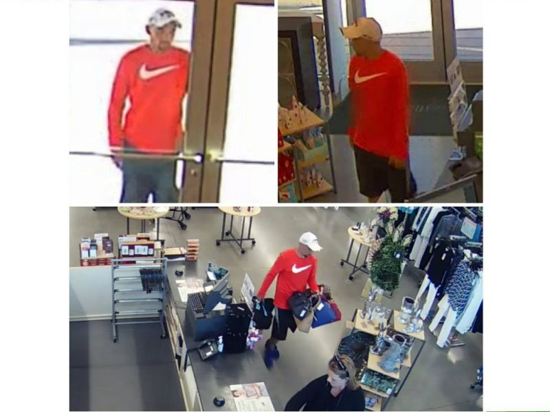 Awesome ... Suspect Sought In $2K Stein Mart Grand Theft 0 ...