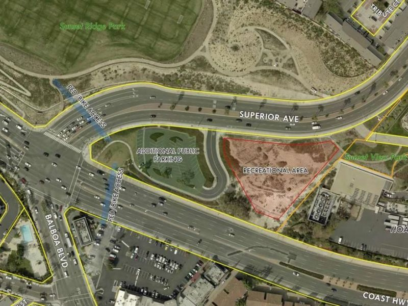 Newport Beach Wants Your 2 Cents On Lower Sunset View Park