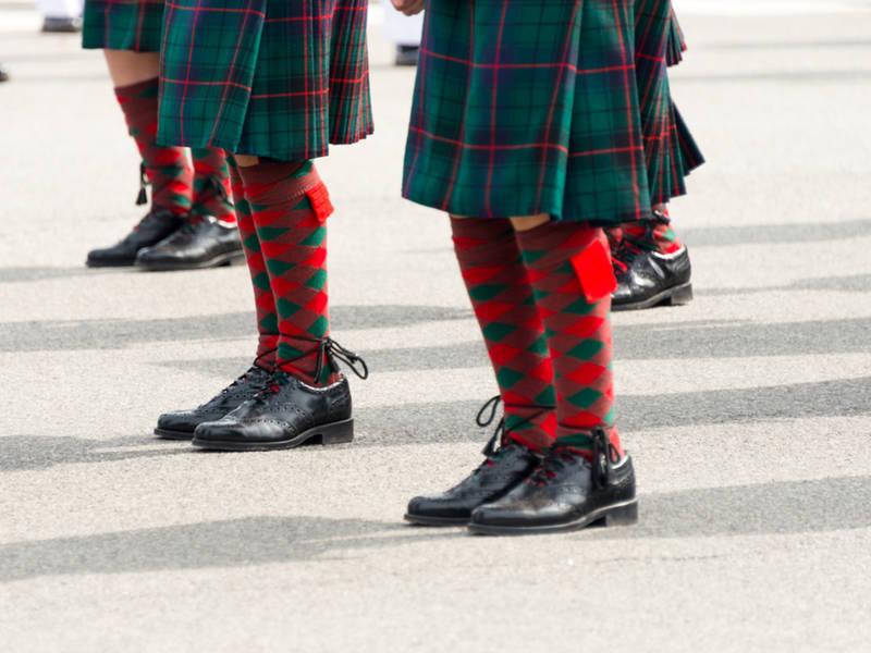 Aquanuts Fall Show; Scottish Games; Historical Bridal Gowns | Walnut ...