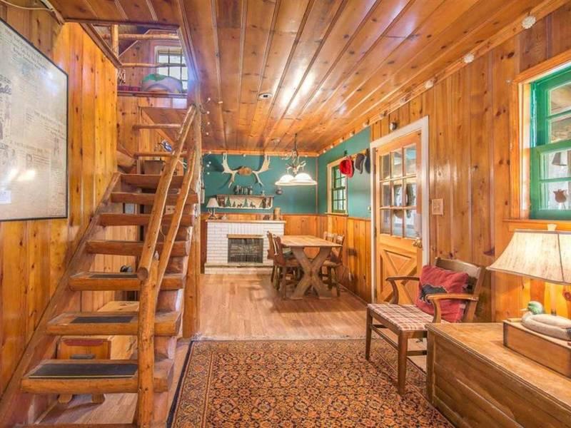 Knotty Pine Gem Mountain Cabin For Sale In Soda Springs