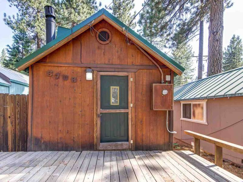 Tahoe Tiny House Can Be Yours: $265K