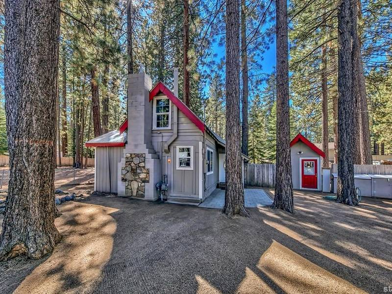Storybook Cabin In The Woods: New To So. Lake Tahoe Market