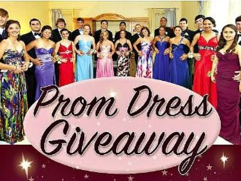 Prom Dress Giveaway has begun at Ocean County Library and a few tux ...
