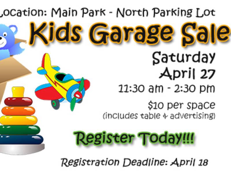 Kids Garage Sale Frankfort Il Patch