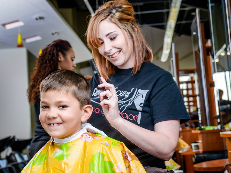 Remington College Columbia Campus Offers Free Haircuts For Kids