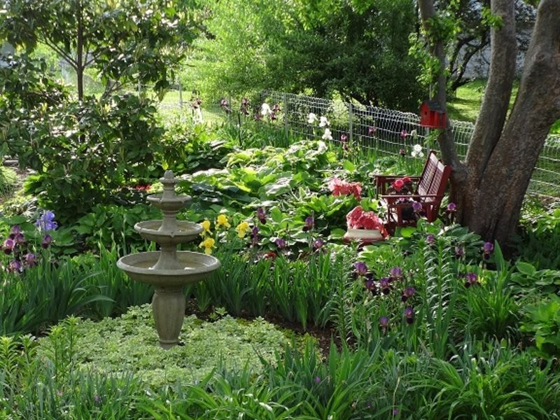 2017 ste genevieve garden walk sunset hills mo patch for St louis home and garden show 2017