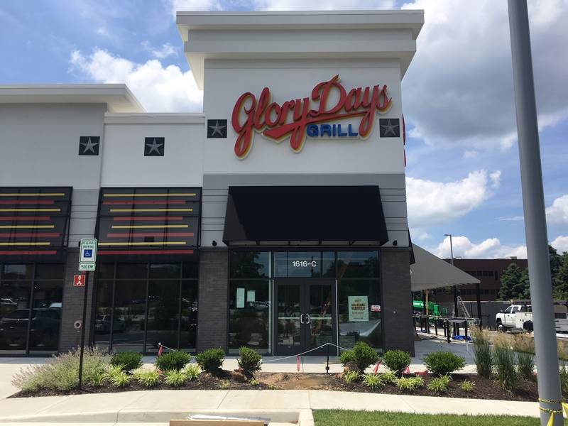 Glory Days Grill S Newest Restaurant Opens In Linthi Heights
