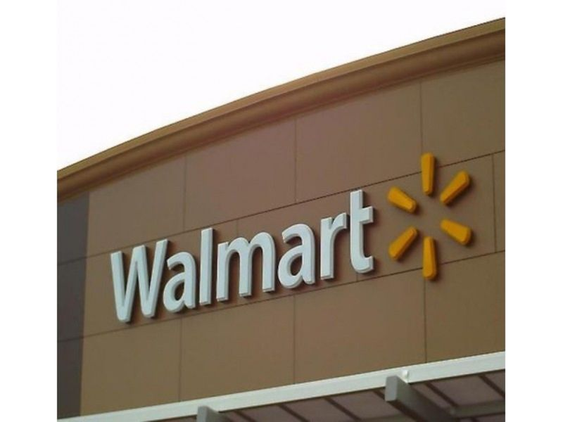 guilford walmart remodel completed