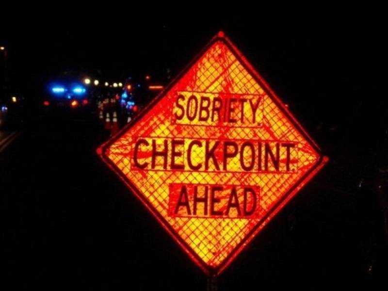 Christmas 2017 DUI Checkpoints, Roving Patrols in ...