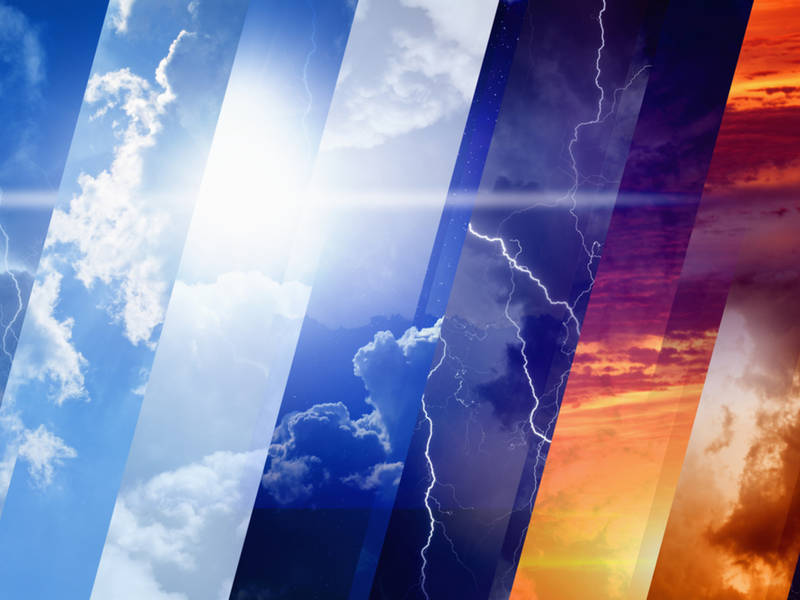 CT Weather: Temps Warmup, Thunderstorm Possible Tuesday
