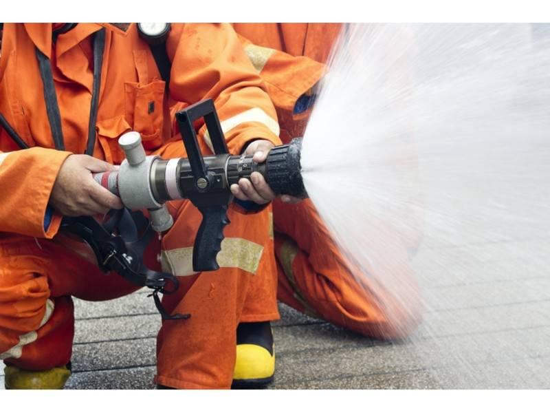 Milford Firefighting Family Helps Battle Shakespeare Fire