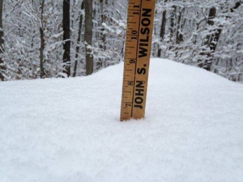Snow, Ice Accumulation Estimates Made For Major Weekend CT Storm