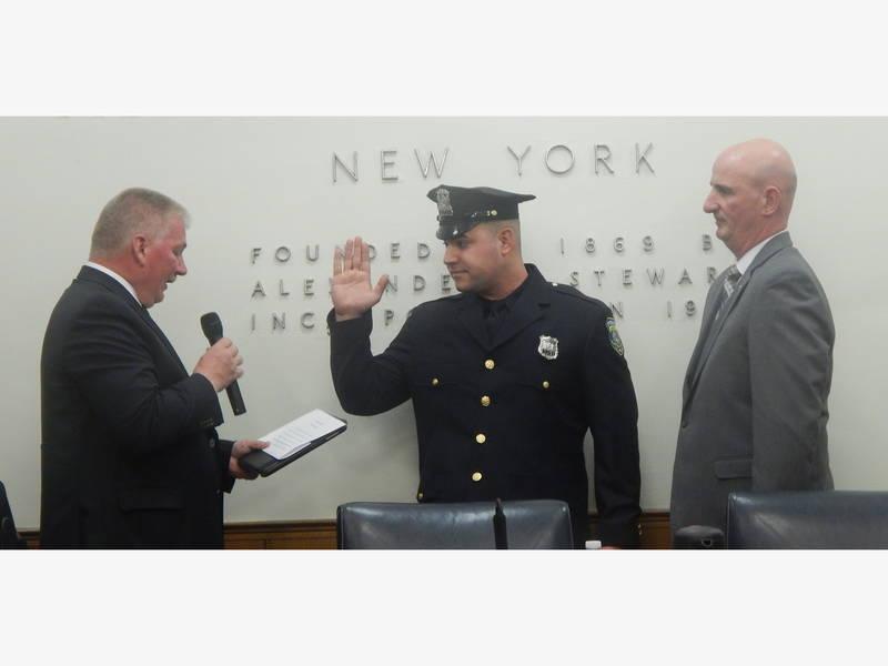 garden city police department welcomes new officer 0 - Garden City Police Department